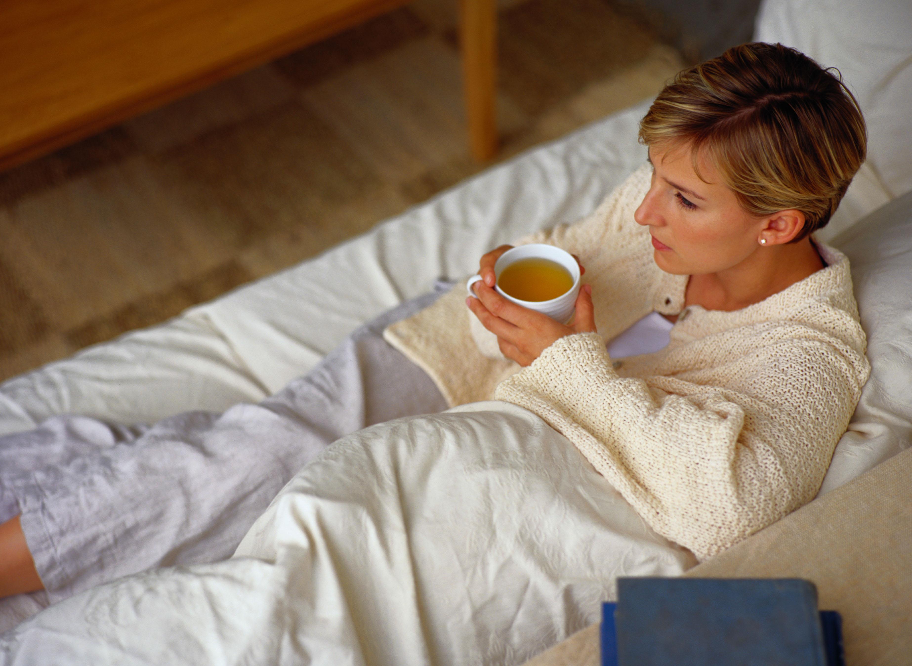 Как выздороветь за 2 день в домашних условиях